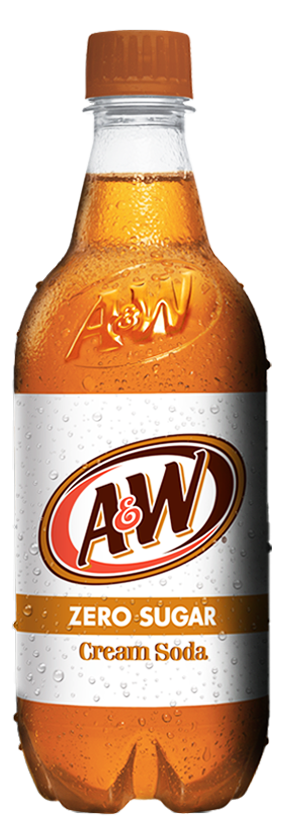 Diet A&W Cream Soda