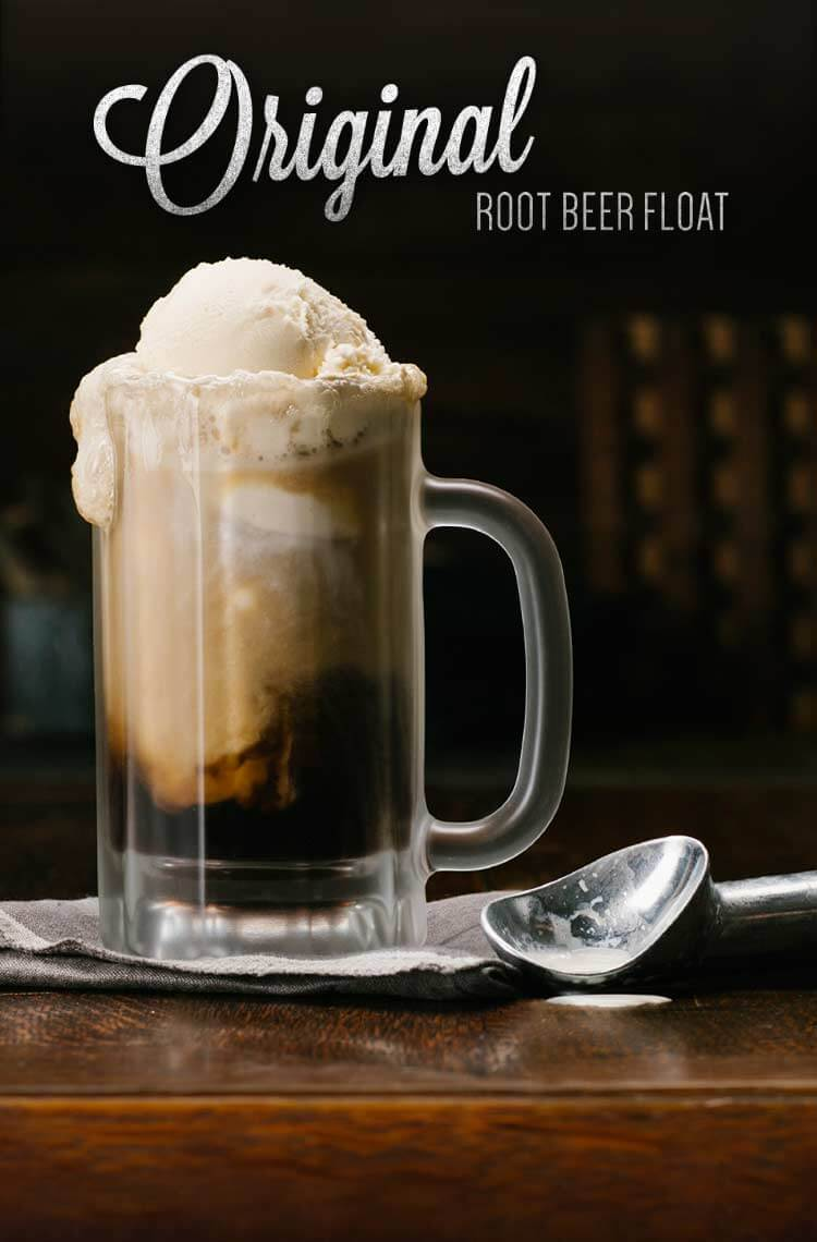 Original Root Beer Float Recipe